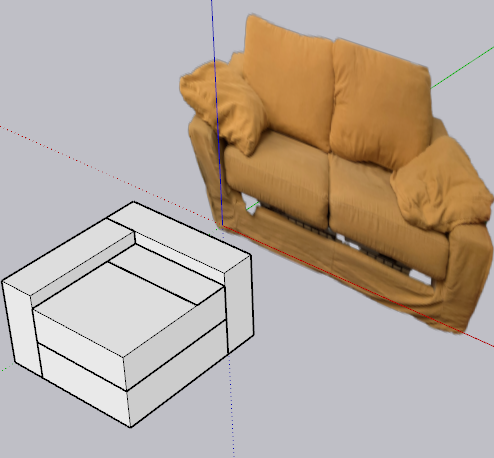 3D Modeling con Sketchup